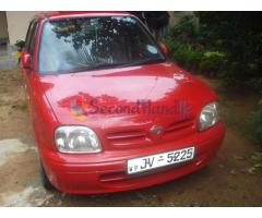 Nissan March 2002 for Sale
