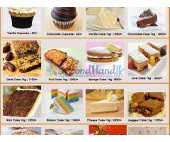 CAKES - DELICIOUSLY HANDCRAFTED