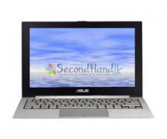 ASUS UX21E - i7 - Silver Zenbook