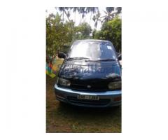 NISSAN SERINA J23 Van for Sale