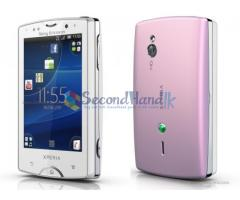 XPERIA MINIPRO WITH SKYPE VIDEO CALL