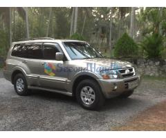 Mitsubishi Montero V76W For Sale