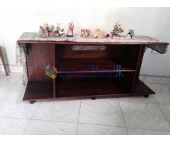 Teak TV stand for sale!!!!
