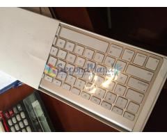 never used apple keyboard