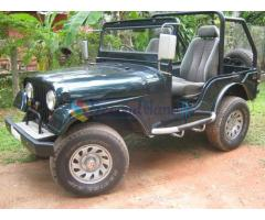 Willys Jeep CJ-5 Modified