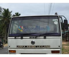 Lanka ashok leyland Ecomet tipper 912