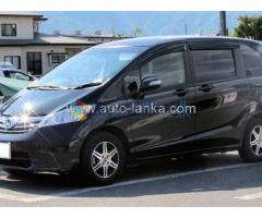 Honda Freed 2014 Model for rent