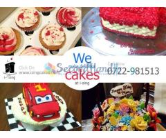 Cake Orders Undertaken