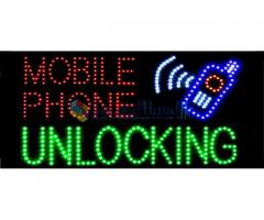 iPhone 4 5 6 Factory Unlock Services