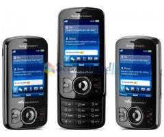 Sony Ericsson W100i WALKMAN