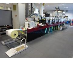 Mark Andy LP-3330, Year 2004 (Flexo Label machine)