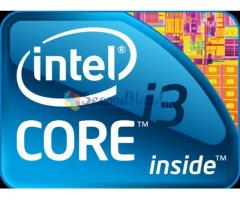 i3 3Ghz CPU Intel MB 4GB Kingston ram 450W Casing