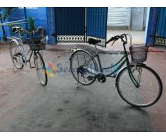 2 reconditioned Japanese bikes 6 gears