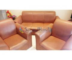 Used Sofa Set for Urgent Sale (3+1+1)