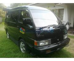 Nissan Vanette VX 1992