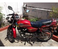 Hero Honda Splendor Plus bike for Sale.