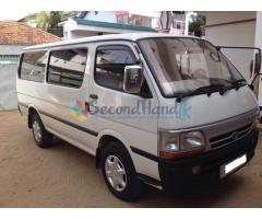 Toyota LH 178 Registered (Used) Van