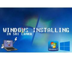 Windows Installing SL