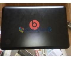 Laptop HP Envy Core i7 Beats