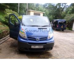 Van For Urgent Sale