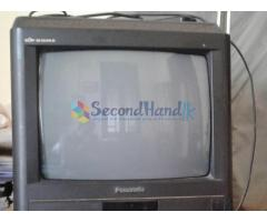 Panasonic 12-inch colour TV
