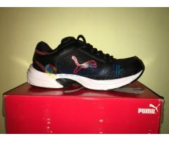 PUMA Shoes (Black)