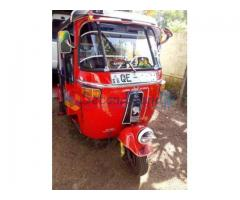 Bajaj 2 stock three whee