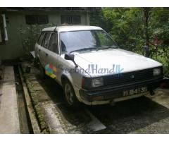 Toyota Corolla DX - KE 72 for Sale (in Kandy)