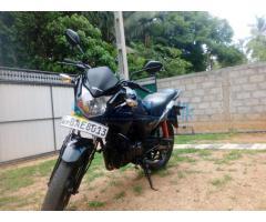 Honda CB Twister 110 cc for sale