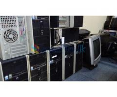 Used IT & Communication Related Equipment for Lot Sale