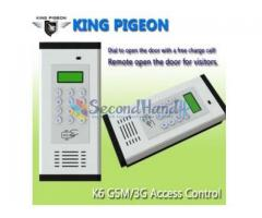 GSM 3G Apartment Intercom K6