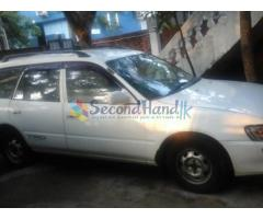 TOYOTO COROLLA DIESEL CAR FOR SALE