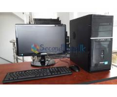 Desktop I3 Computer