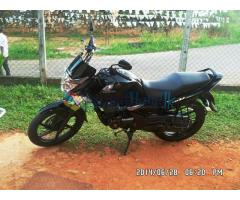Honda bike