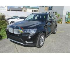 2014 BMW X3 X iDrive 2.0 Turbo for sale