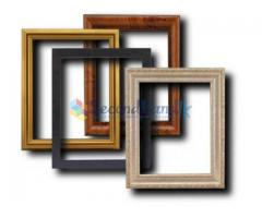 Ready made photo frames