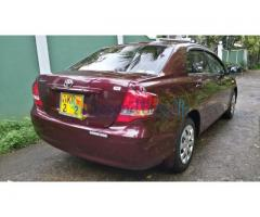 Toyota Axio For Sale
