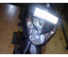 Hondai Dio 2015 Black Edition