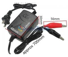 Portable Car-bike battery Charger (වාහන බැටරි චාර්ජරය ) Rs.1350/=