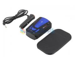 Police Speed meter Radar Detector Alarm for all vehicles  Rs.3250 /=
