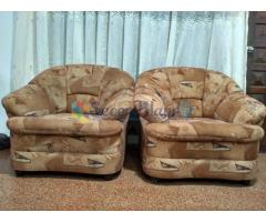 Damro Sofa Set (3+1+1)