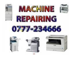 Canon Photocopy Machine Repair