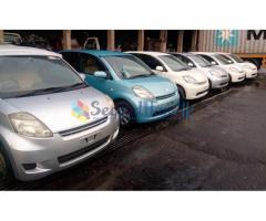 Unregistered Toyota Passo