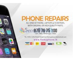 Mobile Phone and Laptop Repair (Parts whole sale)