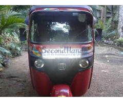 Bajaj 4ST Three Wheel