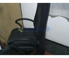 Damro comfortable office chair (3 months used)