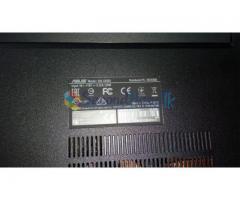 ASUS i7 8GB RAM 1TB HDD NVIDIA Graphics Gaming Laptop