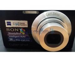 Fairly used Sony Camera