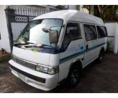 NISSAN CARAVAN HIGHROOF VAN FOR SALE