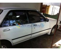 Toyota Starlet 1991,